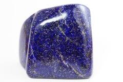 Lapislázuli de Lapis Fotografía de archivo libre de regalías