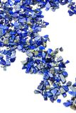 Lapisu lazuli Obraz Stock