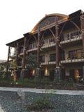 Lapita旅馆 库存照片