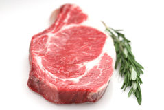 Lapje vlees Royalty-vrije Stock Foto's