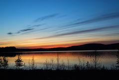 Lapland σουηδικά Στοκ Εικόνες