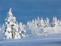 Lapland Στοκ Φωτογραφία