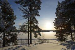 lapland Zdjęcie Royalty Free