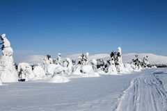 Lapland, Finland Stock Photo