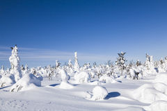 Lapland, Finland Stock Photography
