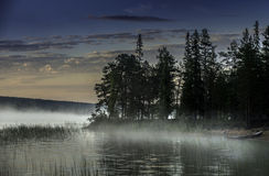 Lapland, Northen Finland Stock Photography