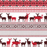 Lapland tematu tekstura Obrazy Stock