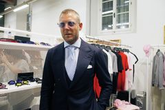 Free Lapo Elkann Royalty Free Stock Photography - 106805257