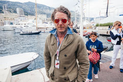 Lapo elkann, discussed italian tycon Royalty Free Stock Images