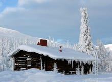 Laponia Foto de archivo libre de regalías