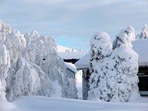 Laponia Fotografía de archivo libre de regalías
