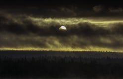 Laponia, Finlandia septentrional Foto de archivo
