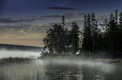Laponia, Finlandia septentrional Fotografía de archivo