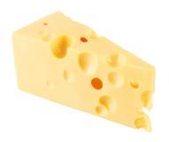 Lappa av ost royaltyfri fotografi