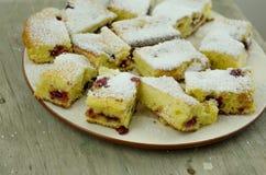 Lappa av tårtan Royaltyfri Fotografi