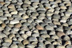 Lappad stenläggning (rizzadaen) Royaltyfri Fotografi