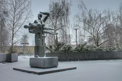 Lappeenranta, Finland Imagen de archivo libre de regalías
