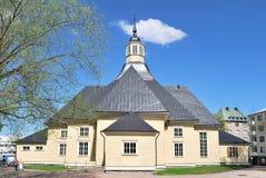 Lappeenranta, Finland. Kerk Lappee stock fotografie