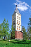 Lappeenranta. St. Mary Church Royalty Free Stock Photo