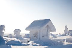 Lappland Finnland Stockbilder