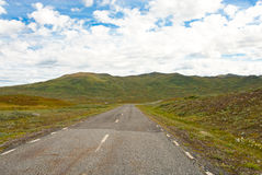 Lappland mountains Stock Images