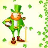 Laprachun for Saint Patrick's Day Stock Images
