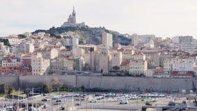 Laps de temps à Marseille, France clips vidéos