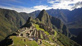 Laps de temps de Machu Picchu clips vidéos