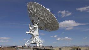 Laps de temps géant de radiotélescope clips vidéos