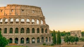 Laps de temps de Rome Italie clips vidéos