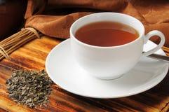 Lapsang Souchong Tea Arkivfoto