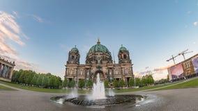 Lapso de Berlin Time almacen de video