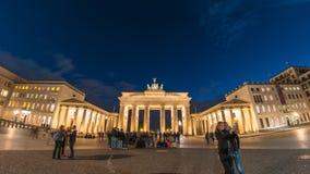 Lapso de Berlin Time almacen de metraje de vídeo