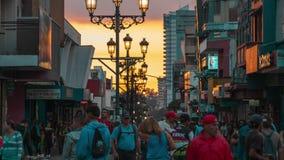 Lapso de tempo da cidade de San Jose filme