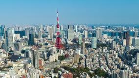 Lapso de tempo da cidade do Tóquio, Japão filme
