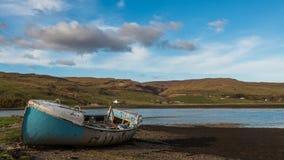 Lapso de tempo da maré Escócia video estoque