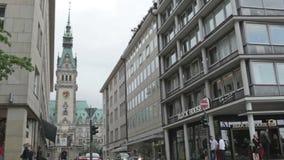 Lapso de tempo de Hamburgo. filme