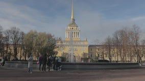 Lapso de tempo HD St Petersburg filme