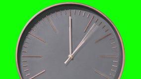 Lapso de tempo rápido moderno da face do relógio ilustração do vetor