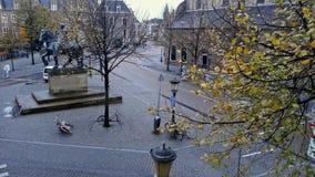 Lapso de tempo de Utrecht video estoque