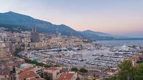 Lapso de tiempo de Monte Carlo Monaco metrajes