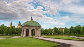 Lapso de tiempo de Munich almacen de metraje de vídeo