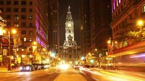 Lapso de tiempo de Philadelphia metrajes