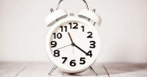 Lapso de tiempo de reloj almacen de video