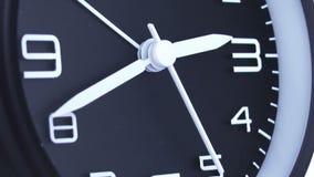 Lapso de tiempo de reloj 5 stock de ilustración