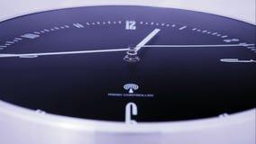 Lapso de tiempo de reloj 4 K almacen de video
