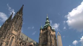 Lapso de tiempo del castillo de Praga, Praga metrajes
