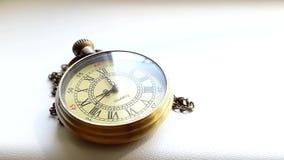 Lapso de tiempo del reloj del bolsillo metrajes