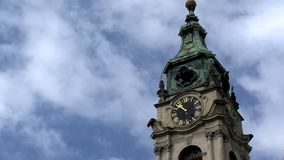Lapso de tiempo de iglesia de San Nicolás, Praga metrajes
