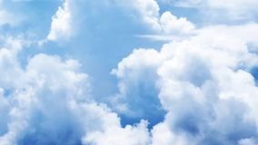 Lapso de tiempo de la nube almacen de video